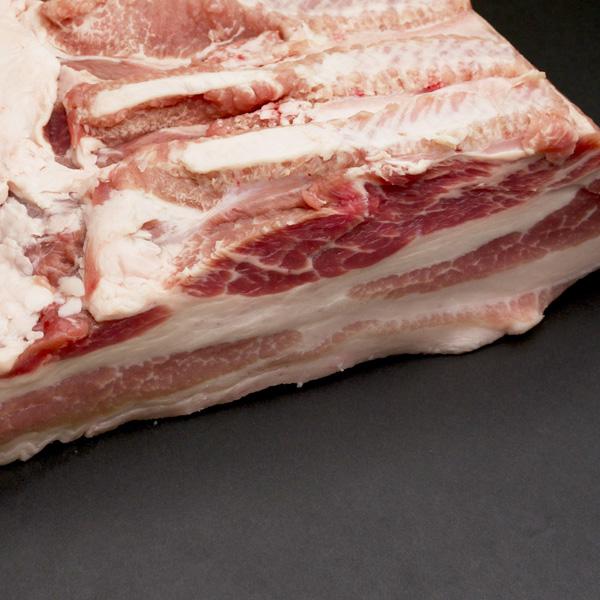 画像1: バラ肉・ブロック(1kg)