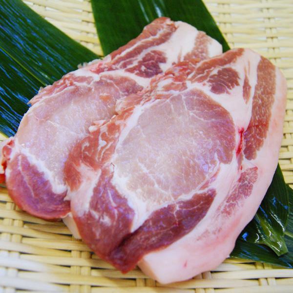 画像1: ロース肉・トンカツ用 500g(4人前)