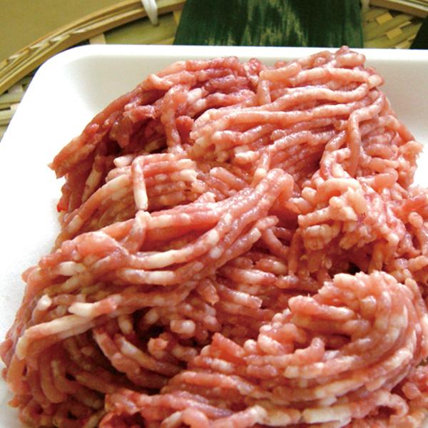 画像1: ひき肉(500g)